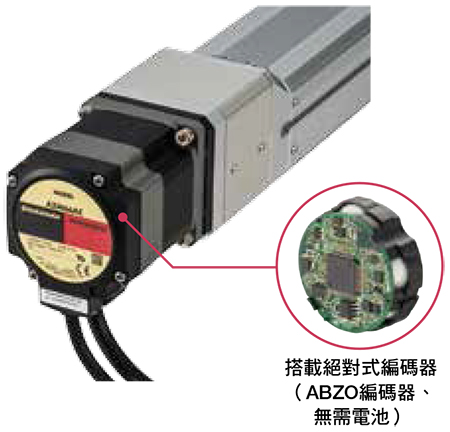 東方馬達 Oriental motor _ ABZO編碼器