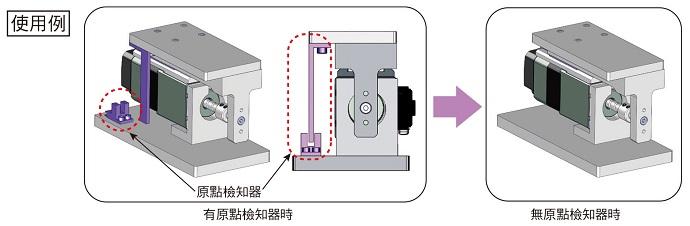東方馬達 Oriental motor DR 小型電動缸 搭載AZ系列 無原點檢知器時